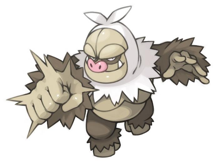 Slaking Pokemon : 英語のドリル : 英語