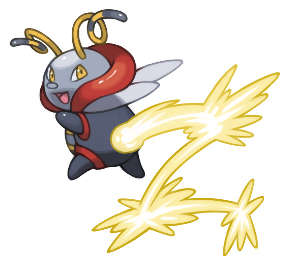 Pokemon 493 309~317