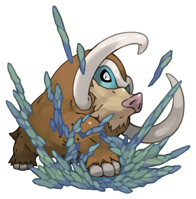 Pokemon 493 473~482